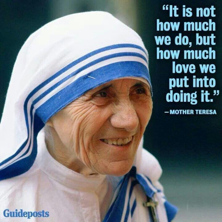 Sister Teresa Quotes: Mother Teresa Quotes