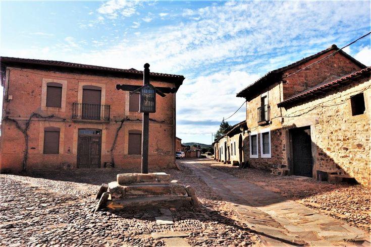 Castrillo de Polvazares. (Maragatería) Castilla y León.