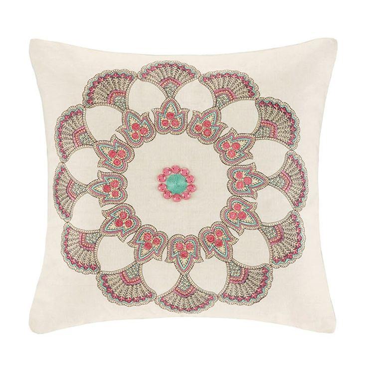 echo design guinevere square pillow