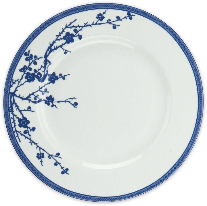caskata flowering quince dinner plate blue
