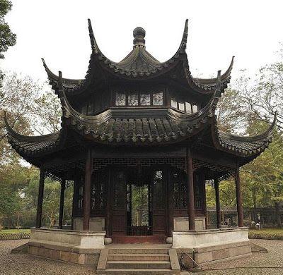 Mi Moleskine Arquitectónico: JARDINES CHINOS EN SUZHOU