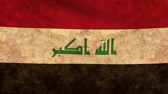 Iraq Flag Grunge Link this file here:http://videohive.net/item/iraq-flag-grunge/9242355?ref=Aslik Iraq Flag Grunge Very easy to use 1920X1080 Full HD resolution Duration 25 seconds 29.97 FPS