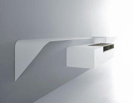 Bureau Design Minimaliste   MAMBA LIGHT By V. Vasilev   MDF Italia