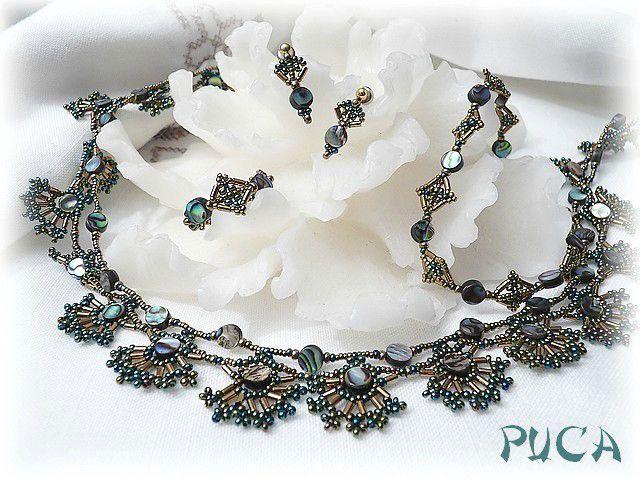 Les perles de PUCA: Beads, Beads