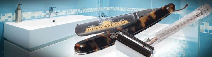 CLEANING 101 – The Bathroom – Straight Razors and Disposable Safety Razors