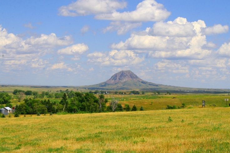 Whitewood land with views of Bear Butte near Sturgis, SD.