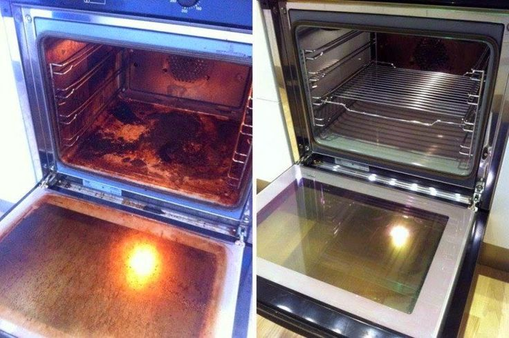 Zsíros sütő megtisztítása vegyszerek nélkül, házilag ! ~ -