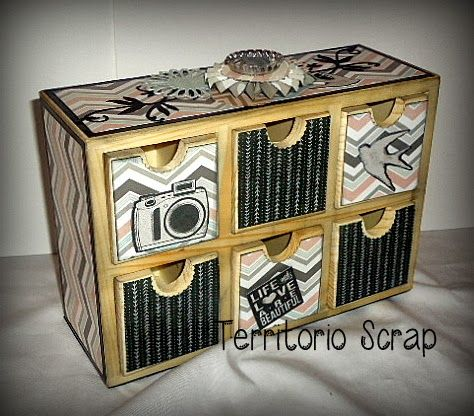 http://territorioscrap.blogspot.com.es/search/label/Caja decorada