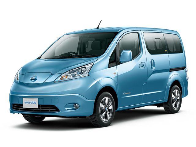 日産、国内量産EVで初めて7人乗りを設定する新型EV「e-NV200」