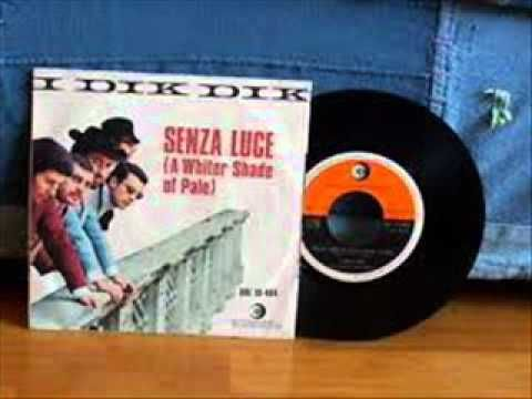 I Dik Dik - Senza Luce (1967) - YouTube