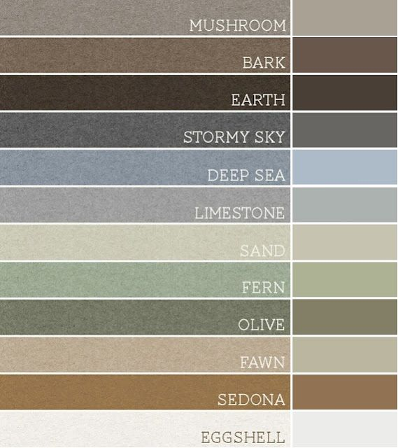 Take any set of 3 of these colors and each room would be amazing. A palette for the whole house - Actual colors from Benjamin Moore