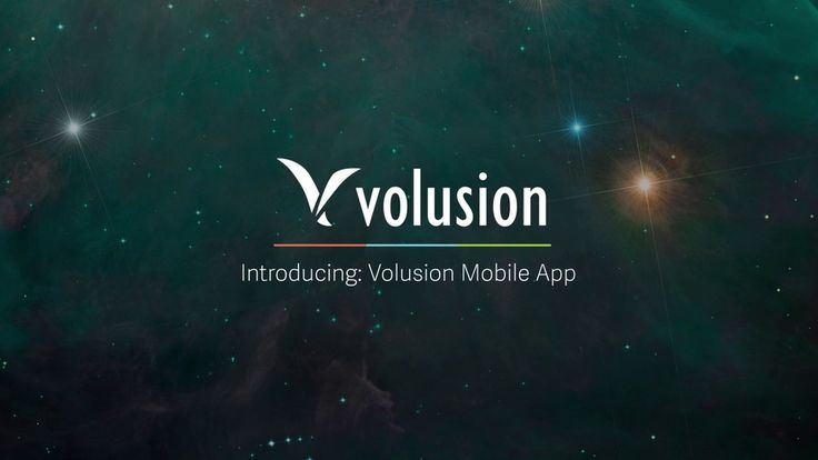 Download the New and Improved Volusion Mobile App!