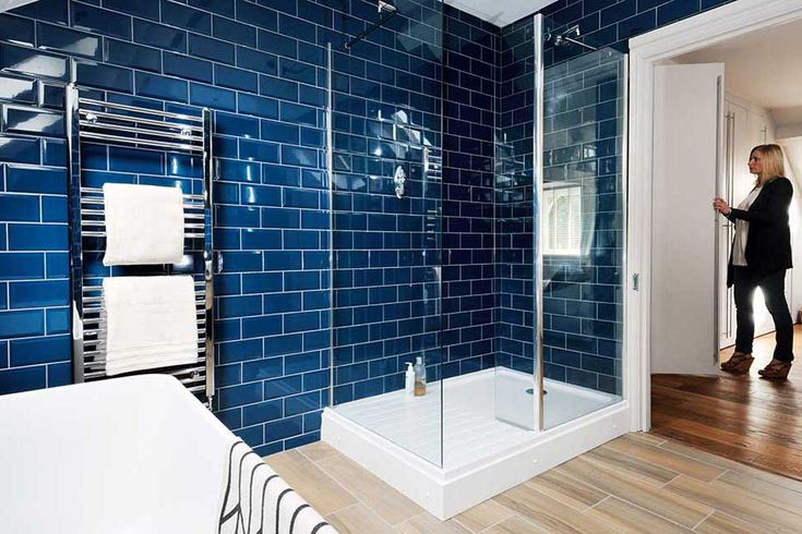 Clever Interior Design And Bold Colour Has Transformed