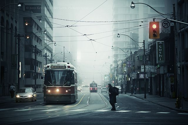 Toronto....