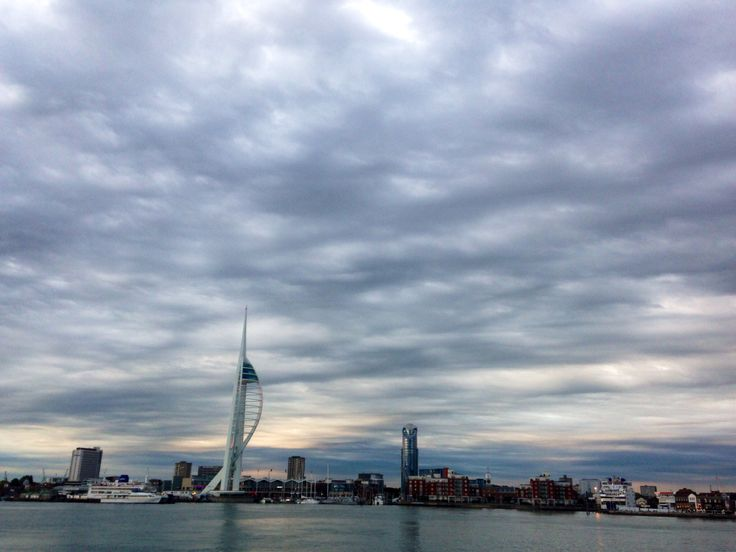 Portsmouth Harbour 2014