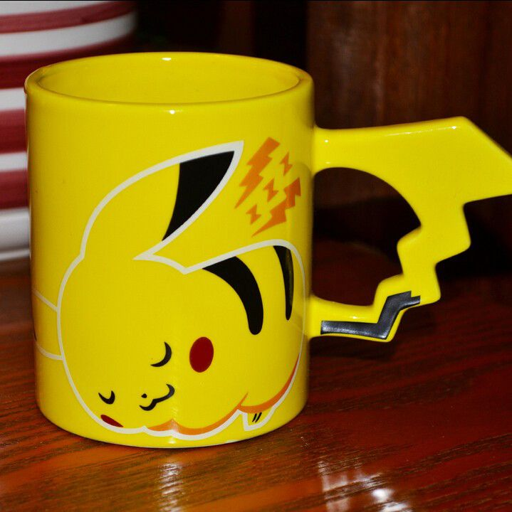 Hot Fashion Creative Pokemon Pikachu Travel Coffee Mug Ceramic Tea Water Bottle Cup Adult Kids Gifts Espresso Cups #>=#>=#>=#>=#> Click on the pin to check out discount price, color, size, shipping, etc. Save and like it!