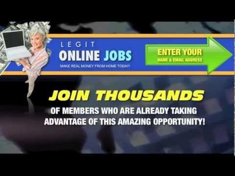 affordable online jobs legit online jobs