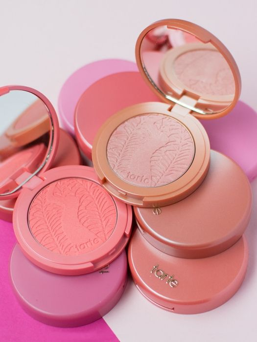 Go from day to play with our long-wearing Amazonian clay 12-hour blushes! #tartecosmetics #slaywithclay