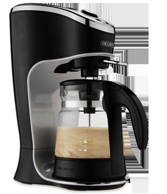 Mr. Coffee Cafe Latte Brewing System