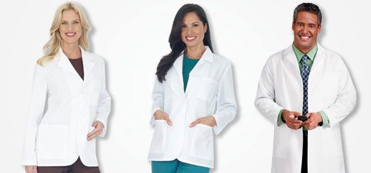 Cheap Women's Lab Coats | Ladies Lab Coats | Scrubin.com