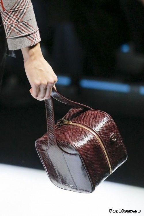 Модные сумки 2017