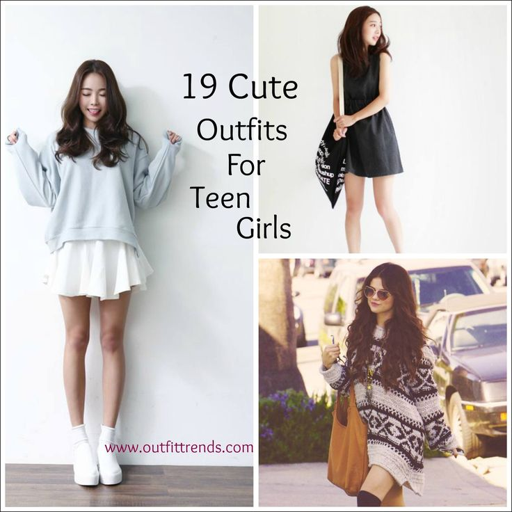 Casual Dresses for Teenage Girls