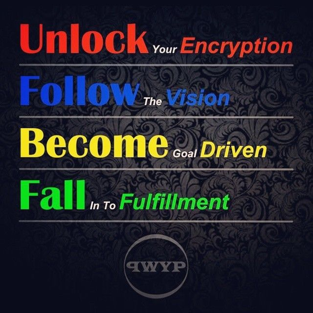 We all have a hidden potential, so take the time to..