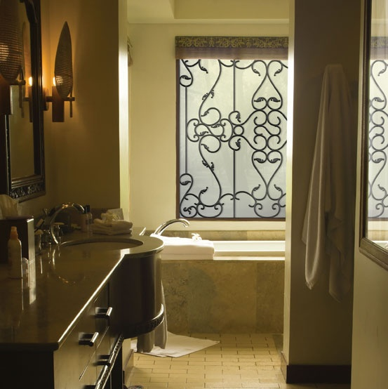 Decorative Bath Window Glass Tom Costigan Phoenix Millwork