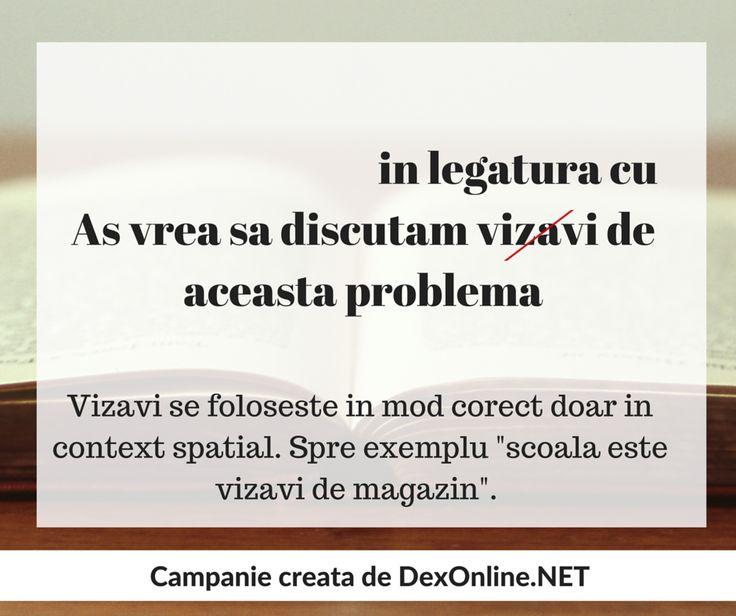 Dexonline promoveaza limba romana vorbita corect #salveazalimbaromana #gramatica
