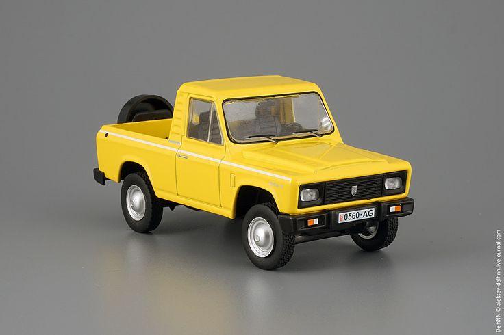 Автомобиль ARO 242 – грузовая модификация семейства грузопассажирских внедорожников ARO 24 . Утилитарный автомобиль изначально не предназначался для реализации…