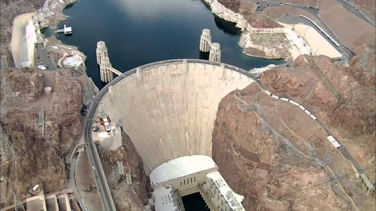 Secrets Of The Earth: Hoover Dam Causes Quakes - sharing the #Weather Channel #Videos