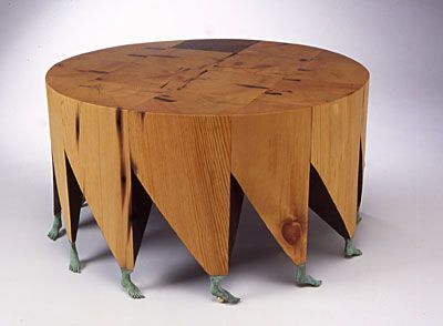 Studio Furniture By Artist Jack Larimore