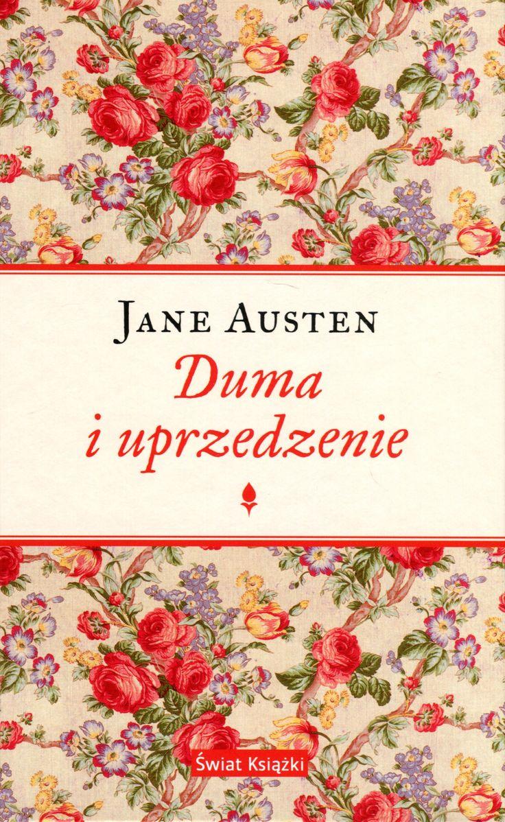 """""""Duma i uprzedzenie"""" nie jest zwykłym romansem. Jane Austen w błyskotliwy, często zaskakujący sposób ukazuje życie angielskich wyższych sfer na przełomie XVIII i XIX wieku. Odkrywa tajemnice i sekrety rodziny, komplikacje pojawiające się na każdym kroku w życiu codziennym oraz małżeńskim.  http://zaczytajsie.pl/2015/05/06/duma-i-uprzedzenie-jane-austen/"""