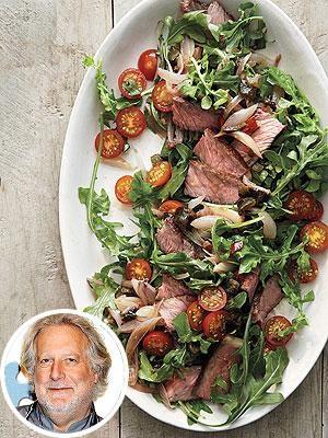 So peppery and delicious! New York City chef Jonathan Waxman's award ...