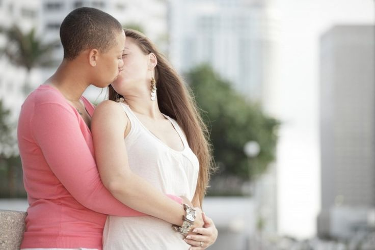 Online dating kiss