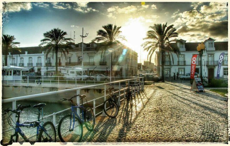 Vila Real de Santo Antonio. Algarve. Portugal.