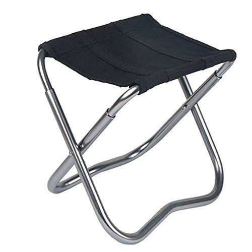Luxury Camp Stool with Backrest