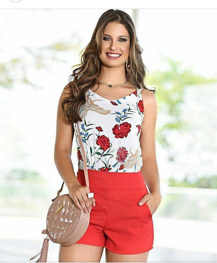 5473ac3bc Pin de Sofia Brindisi em Summer clothes