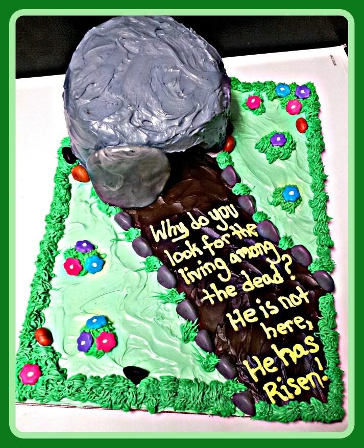 Religious Easter Cakes