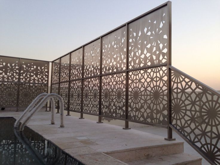 23 Best Laser Cut Gates Fences Images On Pinterest