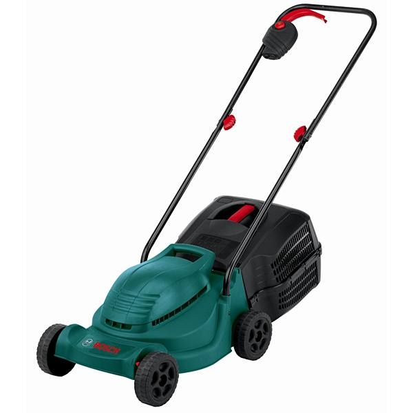 12 best machines images on pinterest lawn mower grass cutter and bosch rotak 320 electric rotary lawn mower lawnmower features 1000 watt metal blade 32cm blade width cutting heights ranging from 2cm 6cm 28 fandeluxe Gallery