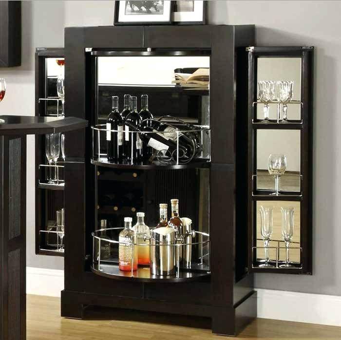 Coffee Bar Shelves Modern