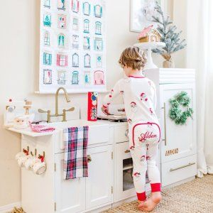 Chelsea Play Kitchen Collection Pottery Barn Kids In