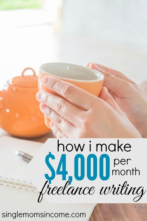 Want to make money freelance writing? Learn how Gina went from $0 to $4,000 per month as a freelance writer in less than six months!
