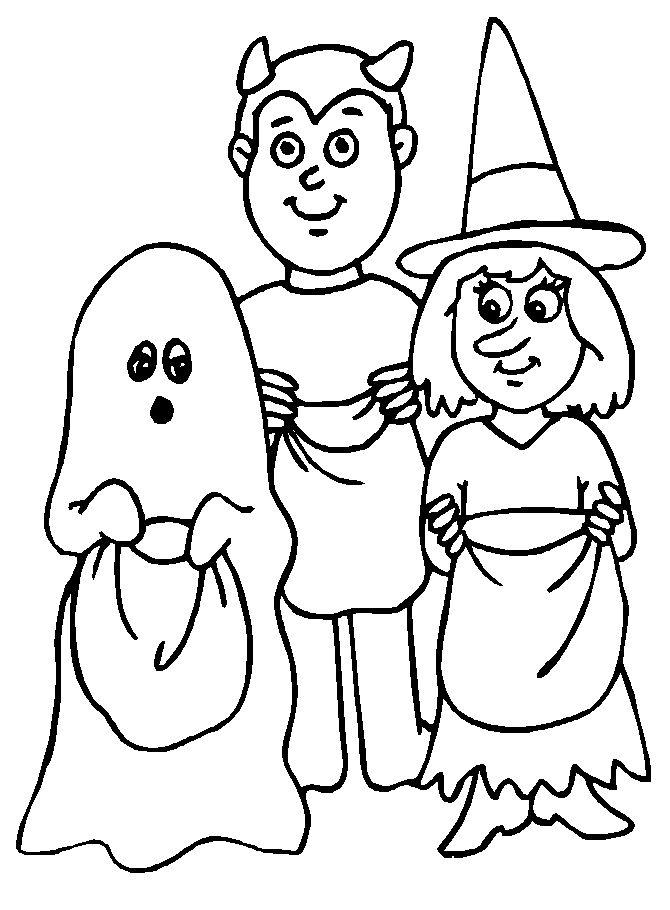 134 besten Coloring - Halloween - For all Bilder auf Pinterest ...