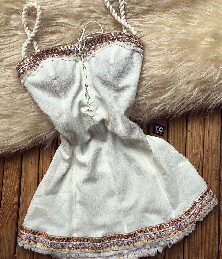 Vestido Curto – Véspera de Ano Novo – Loja toque da classe – Mondabelle    – Moda