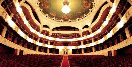 Teatro Municipal- El elixir de Amor Nov 9