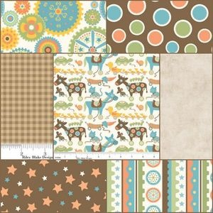 Mod Tod by Sherri Berry Designs