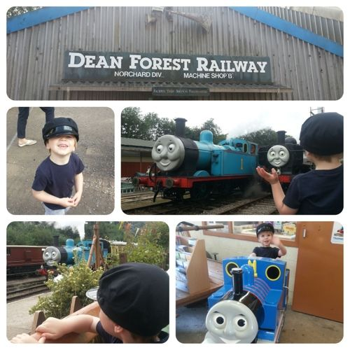 A Day Out With Thomas At Dean Forest Railway (Review)