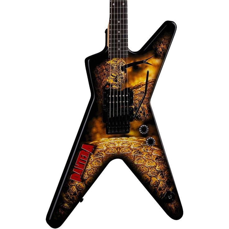 Dean Dimebag Pantera Southern Trendkill ML electric Guitar The Great S